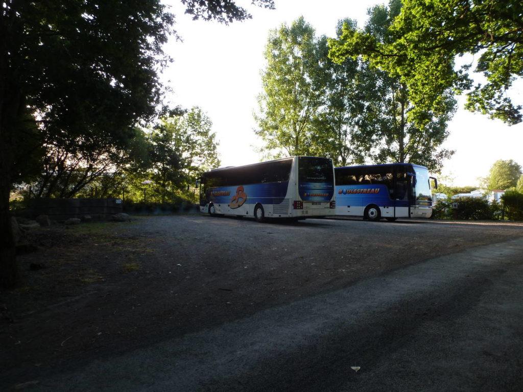 Hébergement de groupe en Vendée