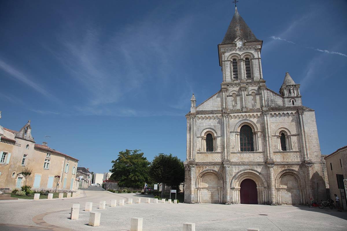 Abbaye de Nieul sur l'Autize