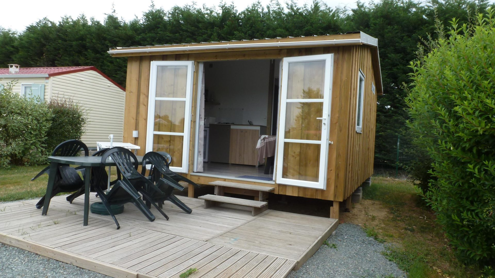 Chalet insolite Tithome