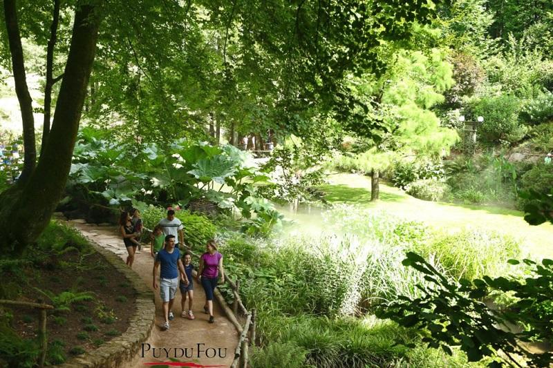visite du PDF proche du camping La Motte