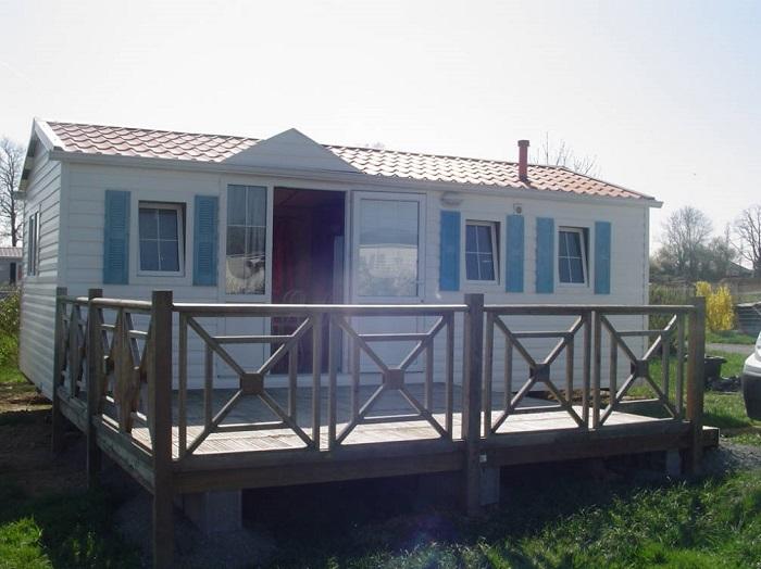 Location de mobil-home au calme près du Puy du Fou