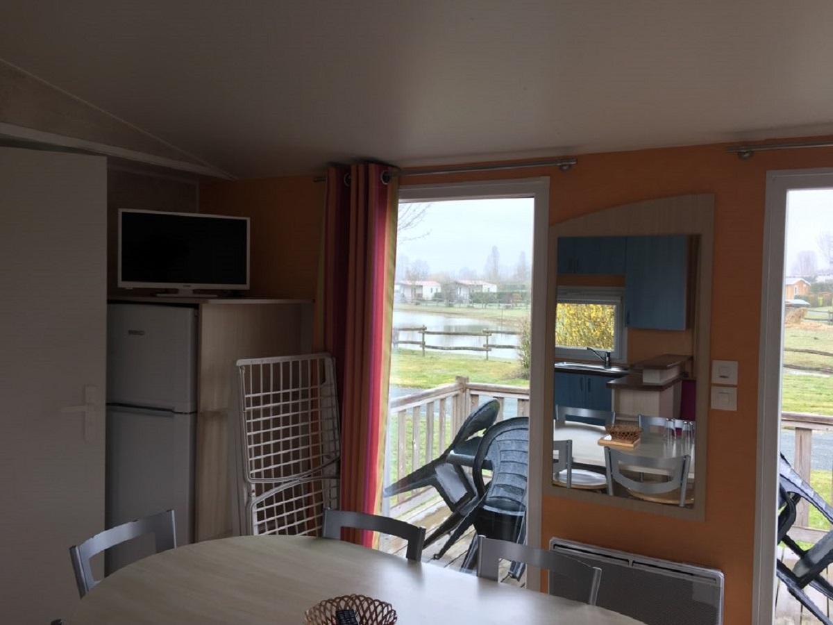 Mobil home Confort Plus 3 chambres