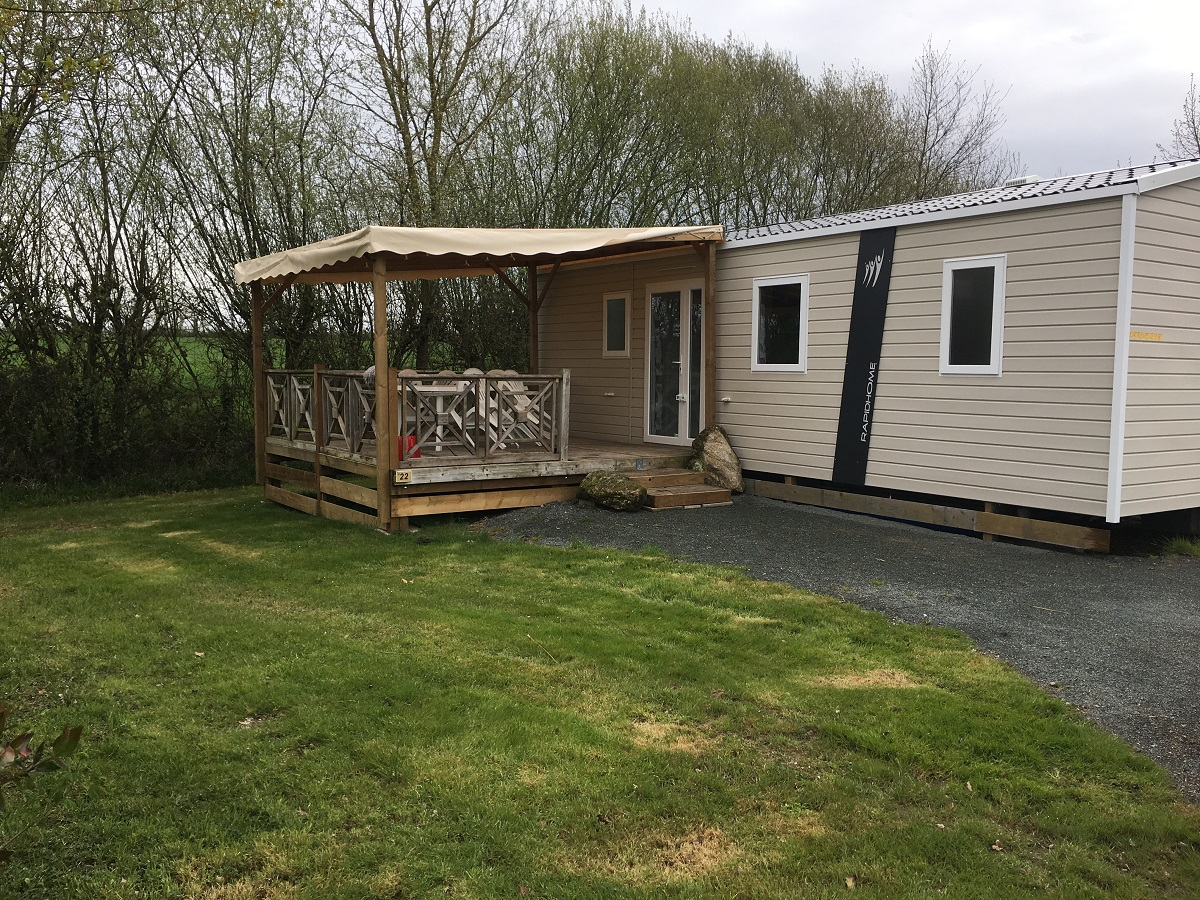 Mobil home Privilège 2 Ch. 4/5 Pers. 32m²