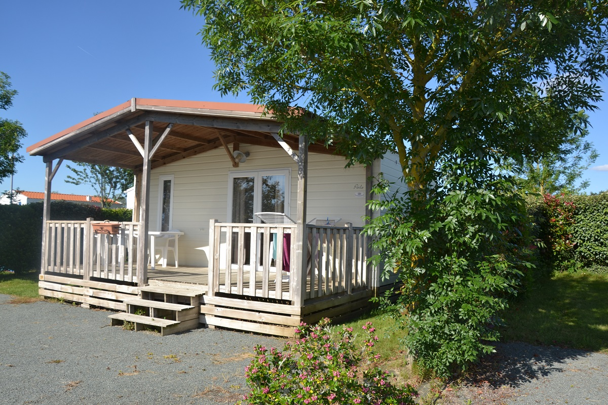 Location Chalet Confort 1 Ch. 2/4 Pers.