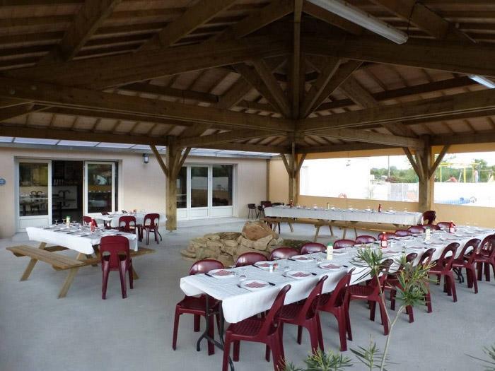 séjour camping nature avec piscine en Vendée proche Puy du Fou