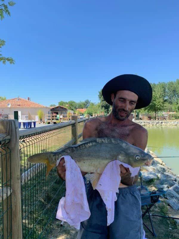 La pêche au camping