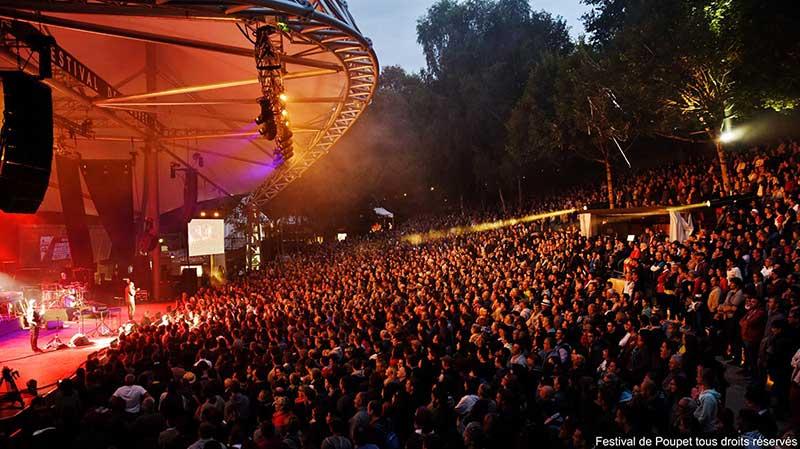 les festivals en Vendée près du camping
