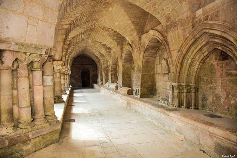 L'Abbaye d'Aliénor Nieul sur L'Autize