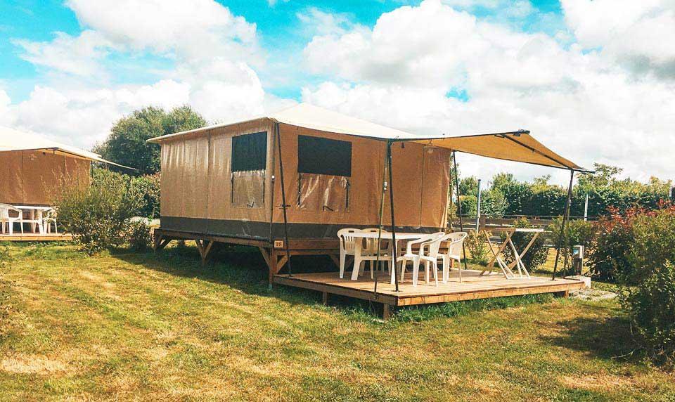 hébergements insolites en Vendée proche Puy du Fou