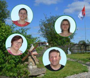 l'équipe du camping en Vendée