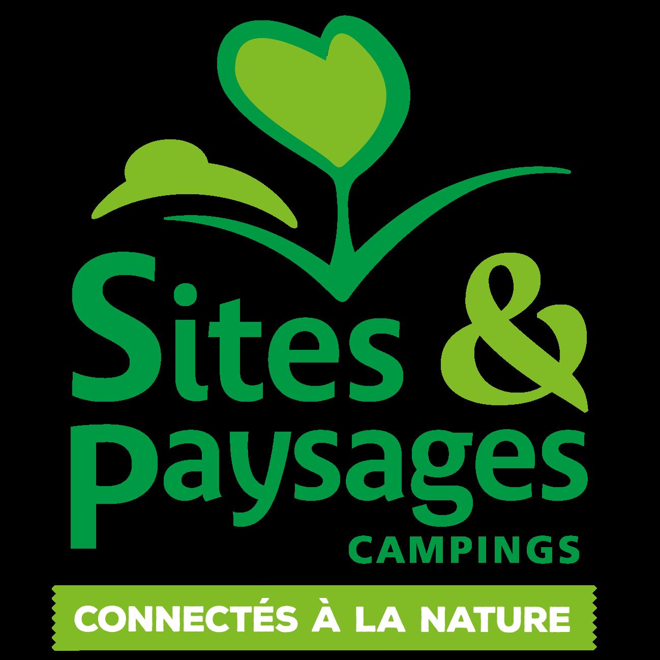 logo campings sites et paysages